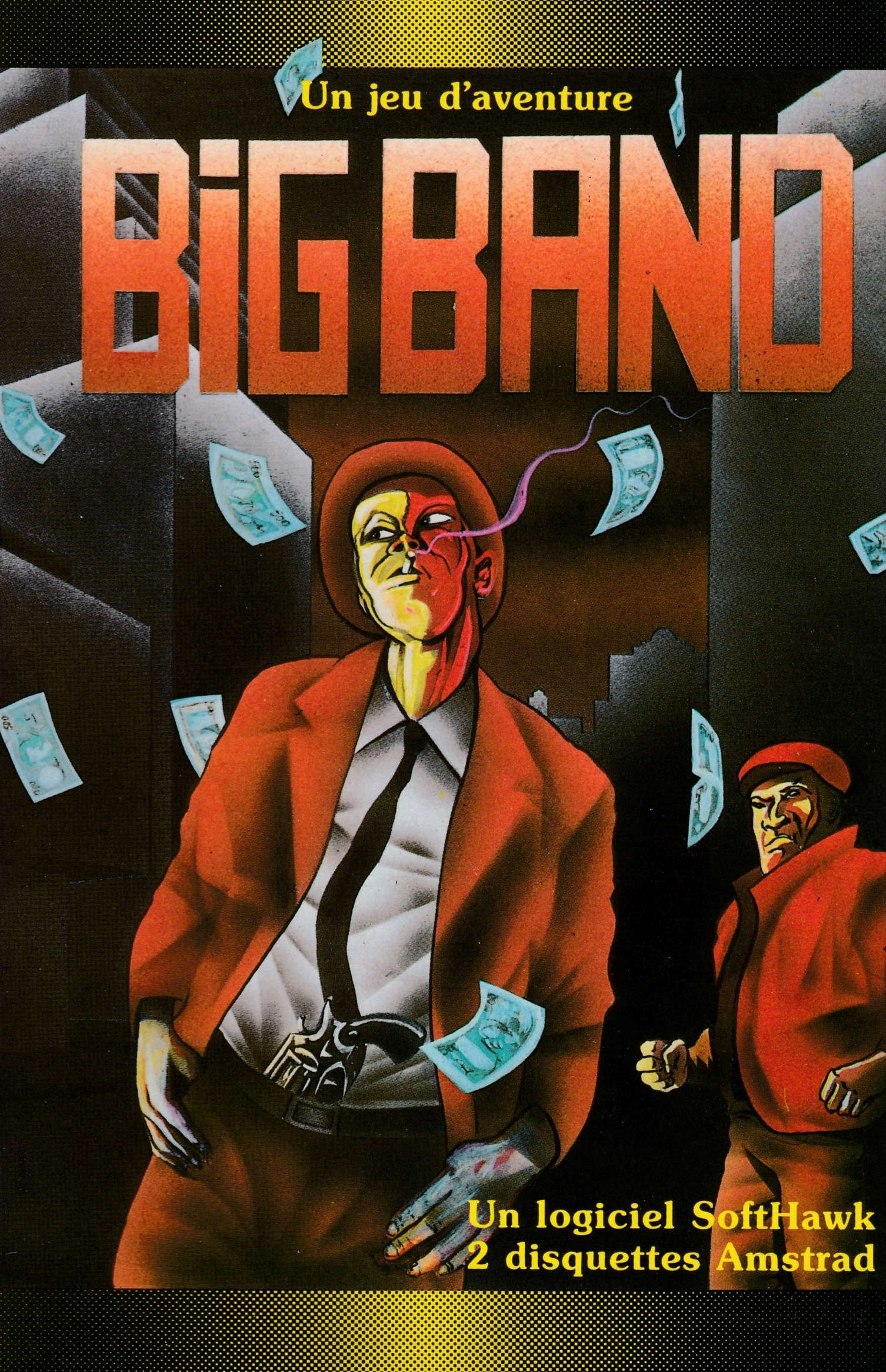 cover of Big Band  provided by GameBase CPC
