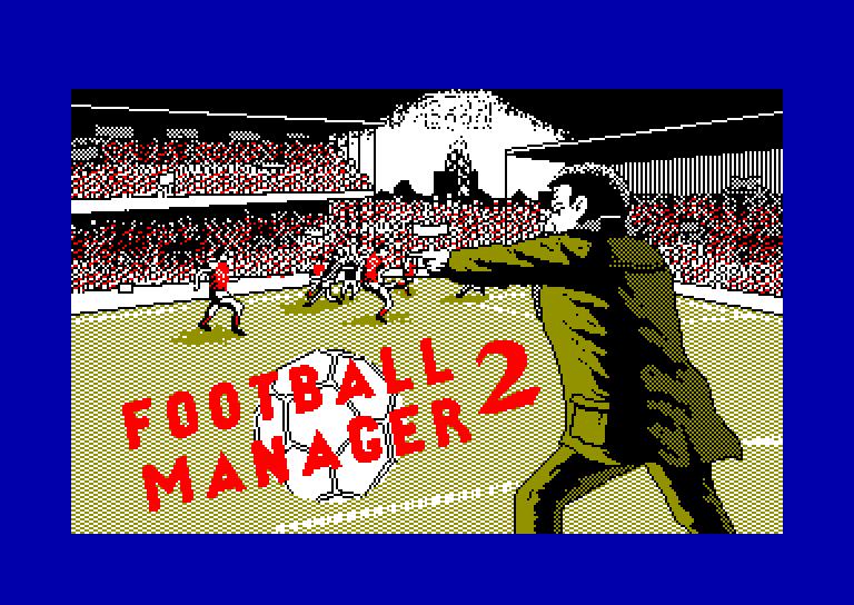 screenshot du jeu Amstrad CPC Football Manager 2 - Expansion Kit