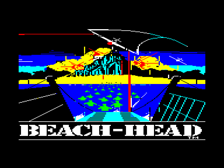 screenshot of the Amstrad CPC game They Sold A Million