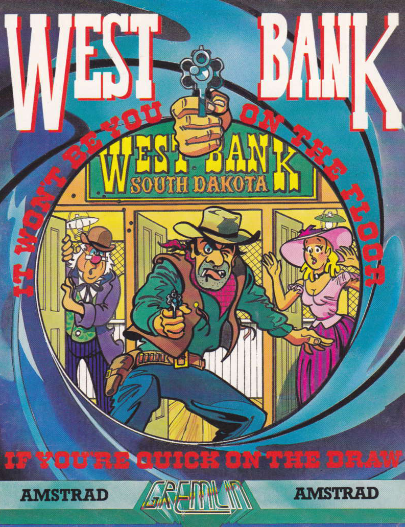 cover of West Bank provided by GameBase CPC