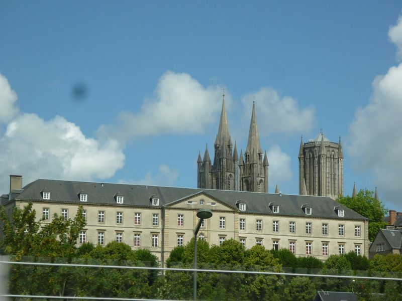 welcome back to Coutances (France)